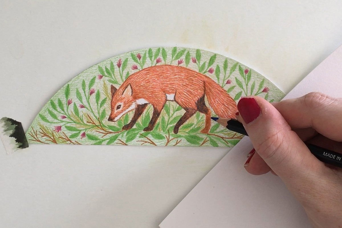 Fox pieces assorted types and sizes,
